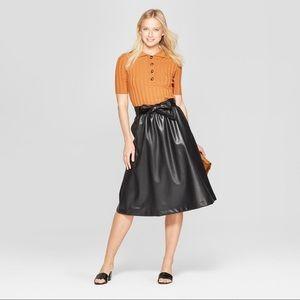 Dresses & Skirts - WHO WHAT WEAR MIDI SKIRT